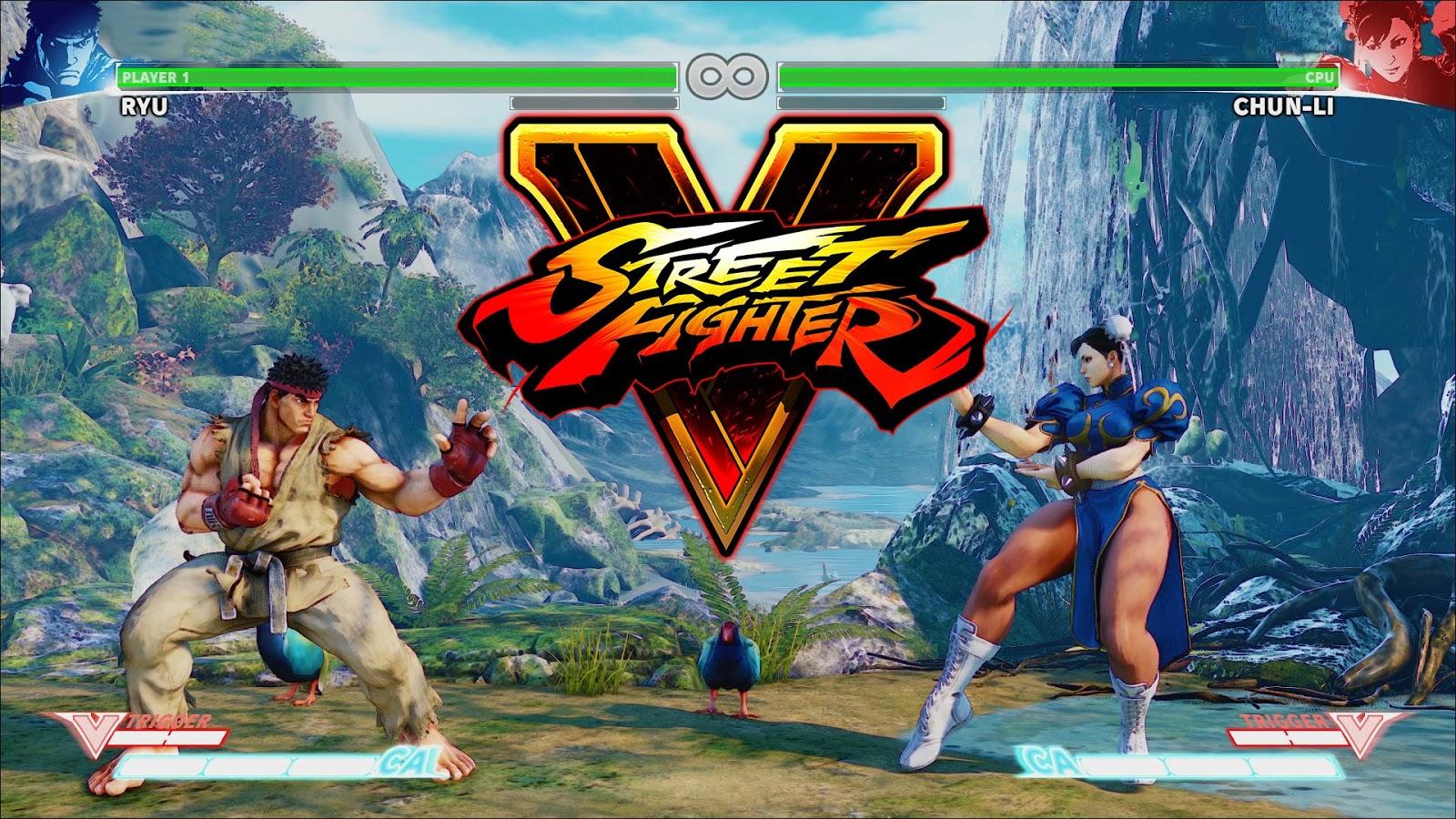 Street Fighter V | Jogo ficará gratuito por tempo limitado