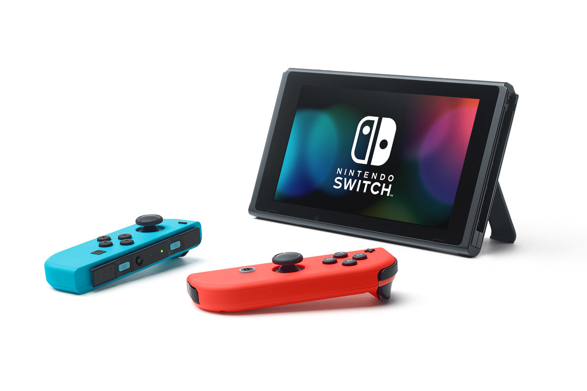 Nintendo | Empresa registra patente para controles Joy-Con do Switch dobráveis