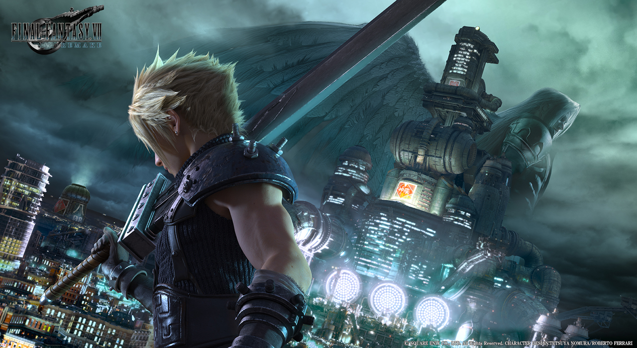 Final Fantasy VII: Remake | Novo trailer mostra mais dos vilões