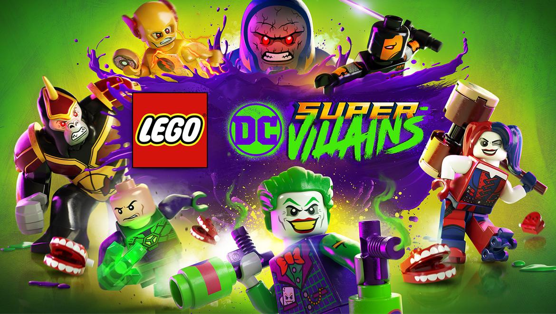 Game XP | Evento contará com lançamento de LEGO DC Super-Villains, figurinos de Animais Fantásticos e arena de Mario Kart 8 Deluxe