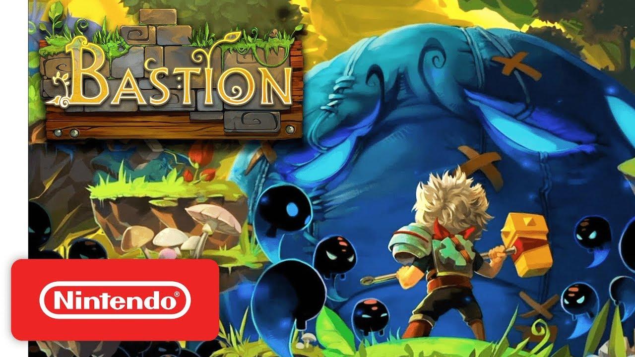 Nintendo Switch   Bastion e Transistor serão lançados no console