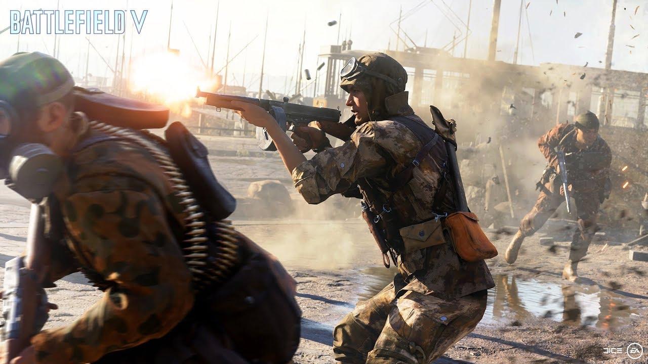 Battlefield V   Modo Battle Royale será lançado somente em março