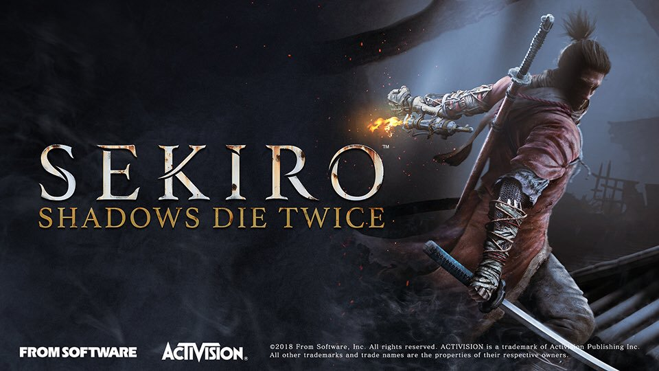 The Game Awards | Sekiro: Shadows Die Twice é o Jogo do Ano