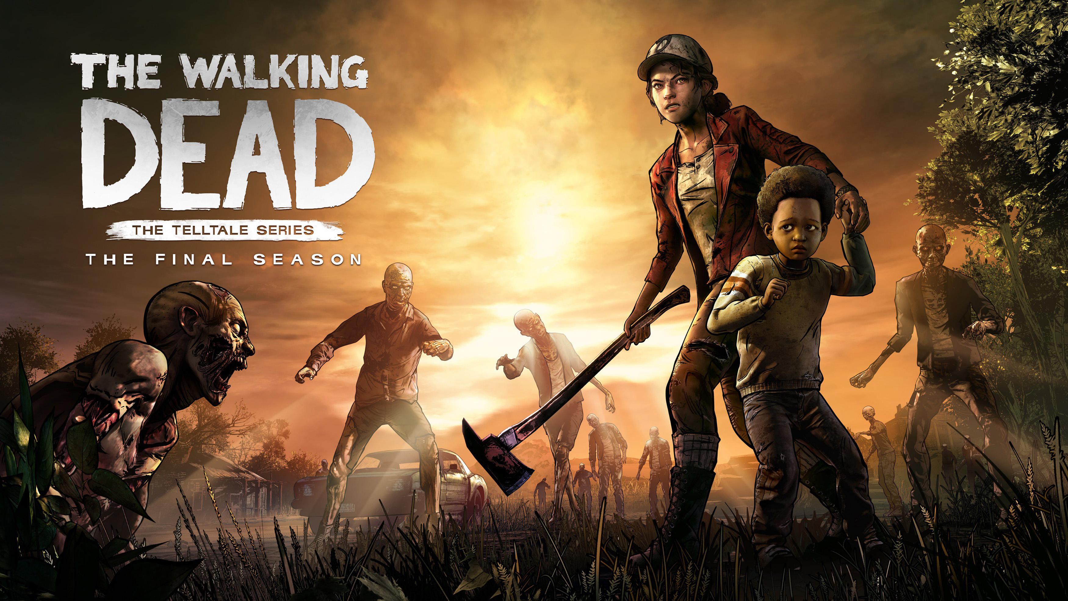 The Walking Dead: Final Season | Telltale Games revela data de todos os episódios