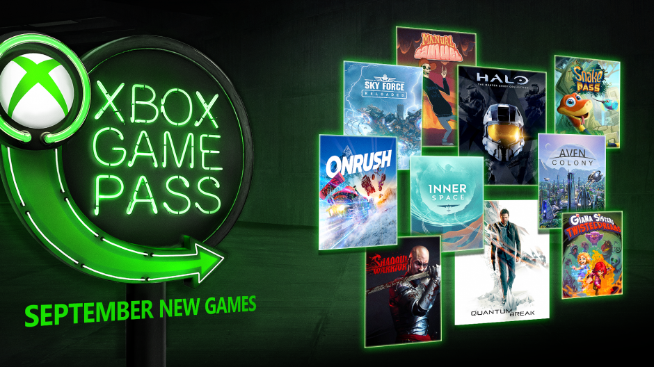 Xbox Game Pass | Quantum Break e  coletânea de Halo chegam ao Game Pass em setembro