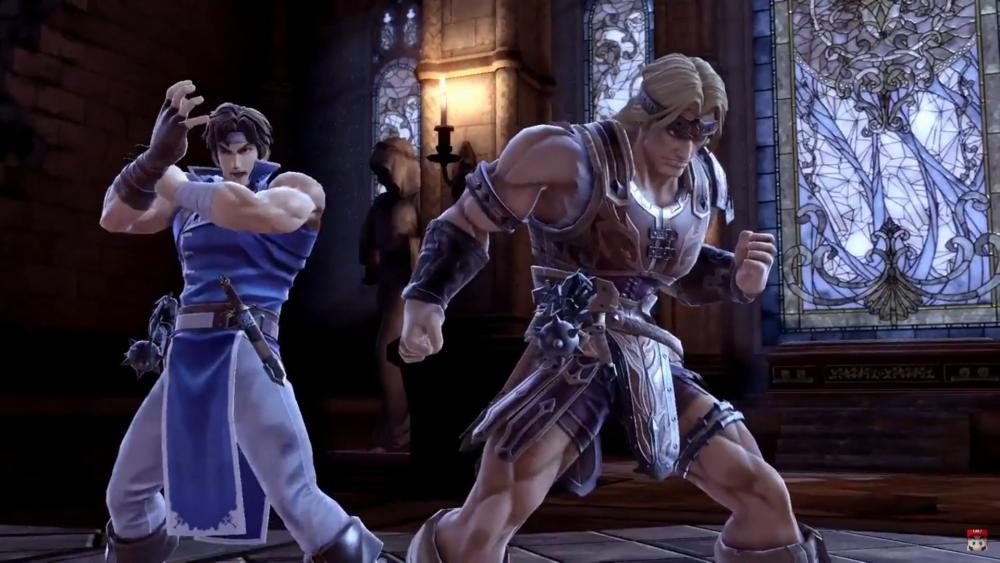 Super Smash Bros. Ultimate   Simon e Richter Belmont, de Castlevania, e King K. Rool, de Donkey Kong, são os novos personagens do jogo