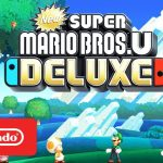 New Super Mario Bros. U Deluxe | Jogo será lançado para Nintendo Switch
