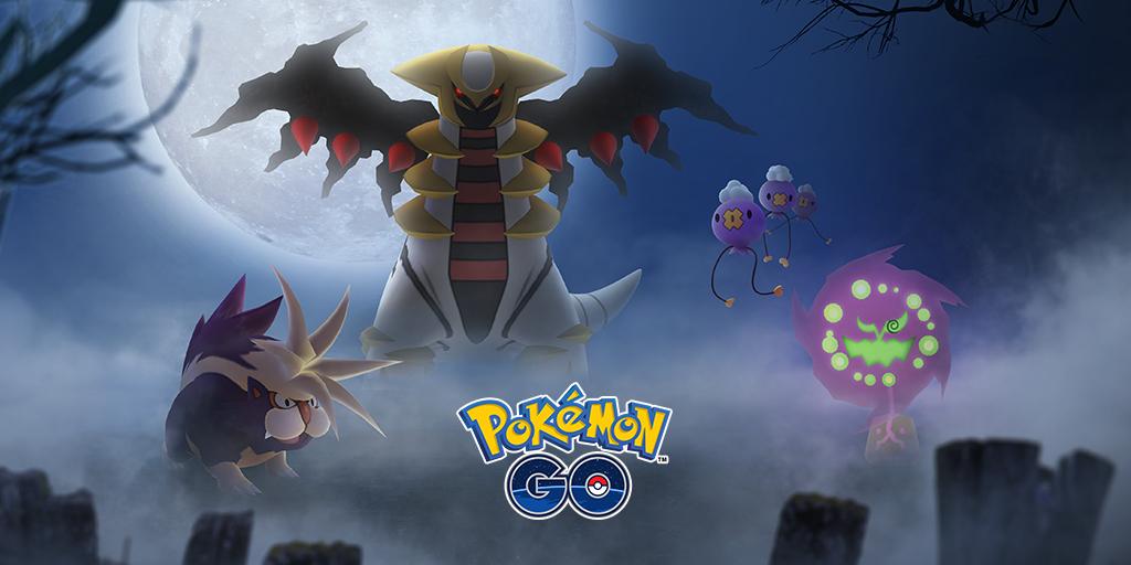 Pokémon GO | Jogo conta com evento de Dia das Bruxas
