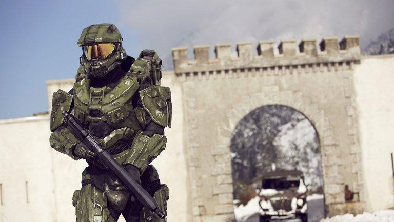 Halo   Série de TV procura ator para vivier Master Chief
