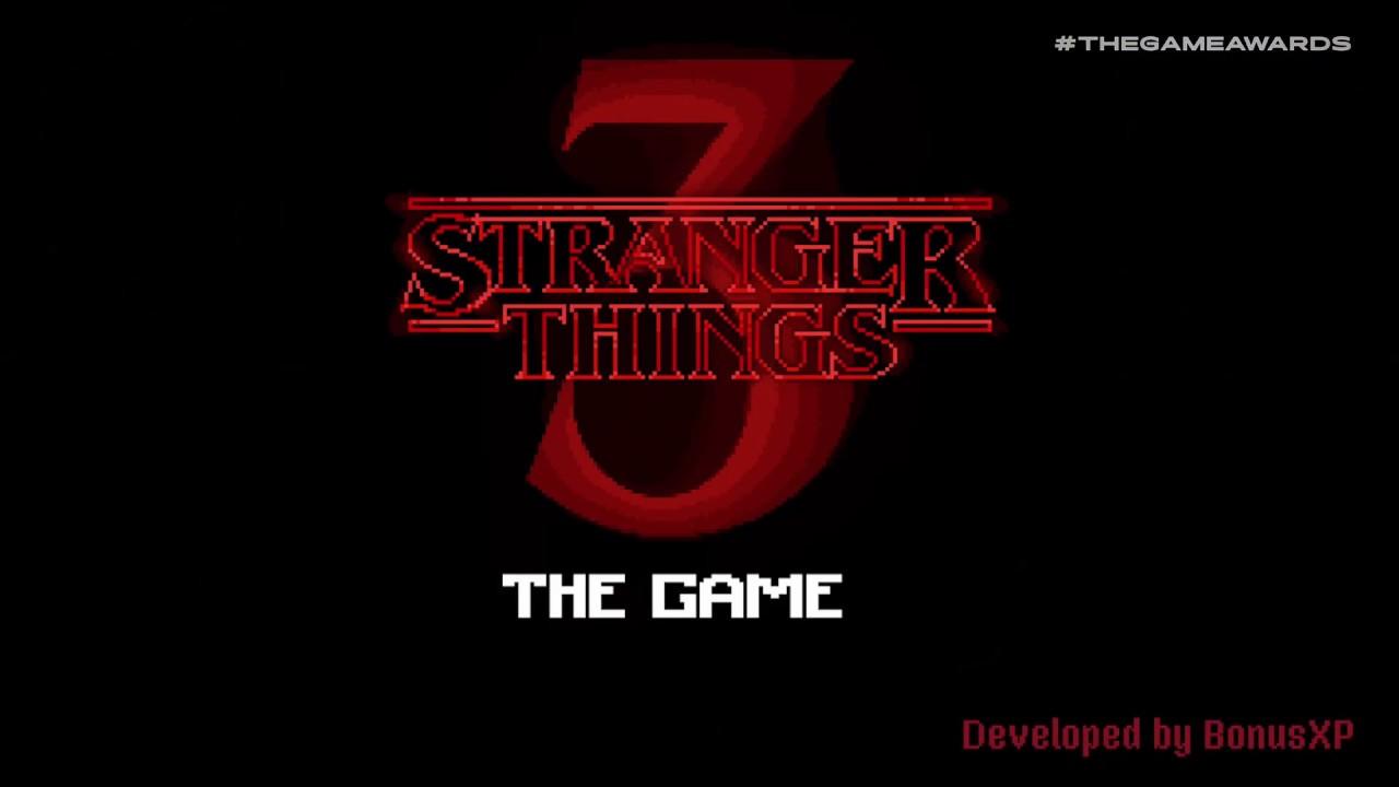 Stranger Things 3: The Game | Jogo de Stranger Things é anunciado