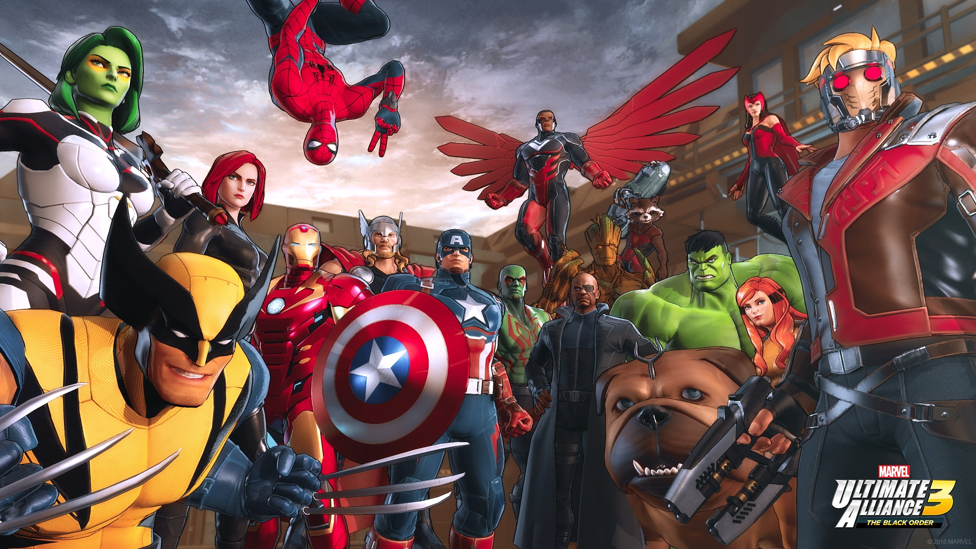 Marvel Ultimate Alliance 3: The Black Order | Jogo é anunciado como exclusivo do Nintendo Switch