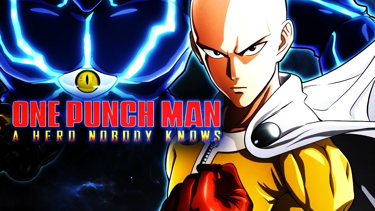 One Punch Man: A Hero Nobody Knows | Bandai Namco anuncia jogo de One Punch Man