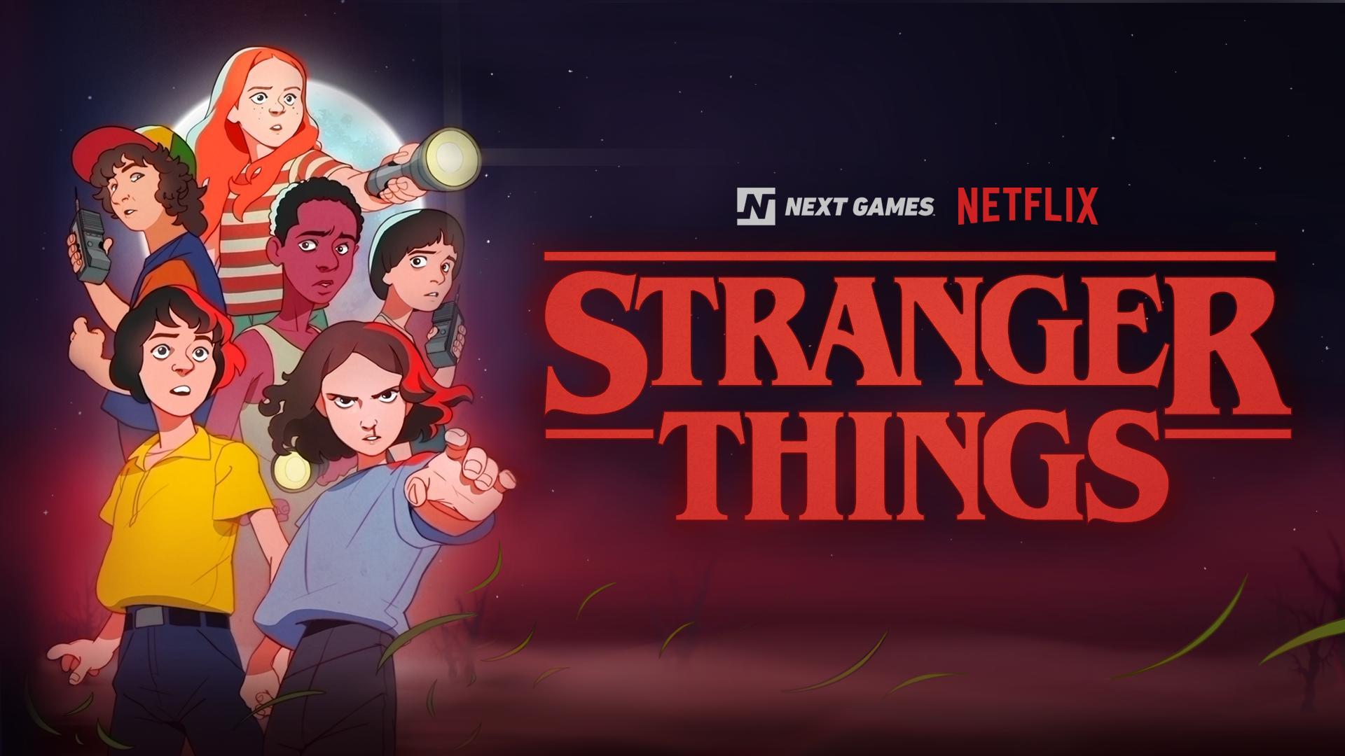 Stranger Things | Netflix anuncia novo jogo baseado na série