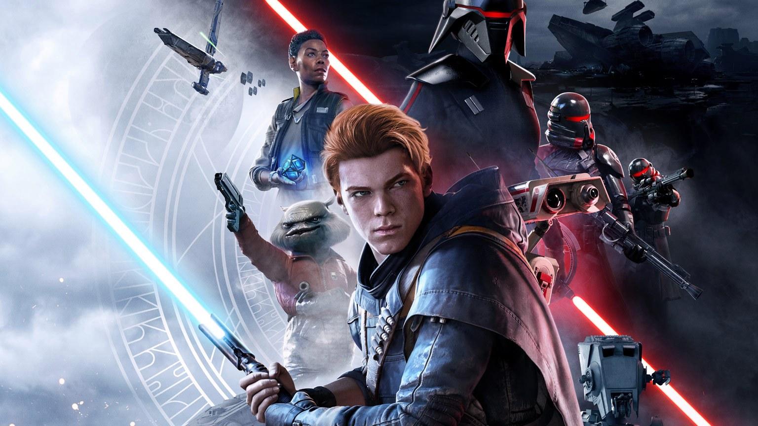 Star Wars Jedi: Fallen Order   Confira o gameplay estendido apresentado na EA Play