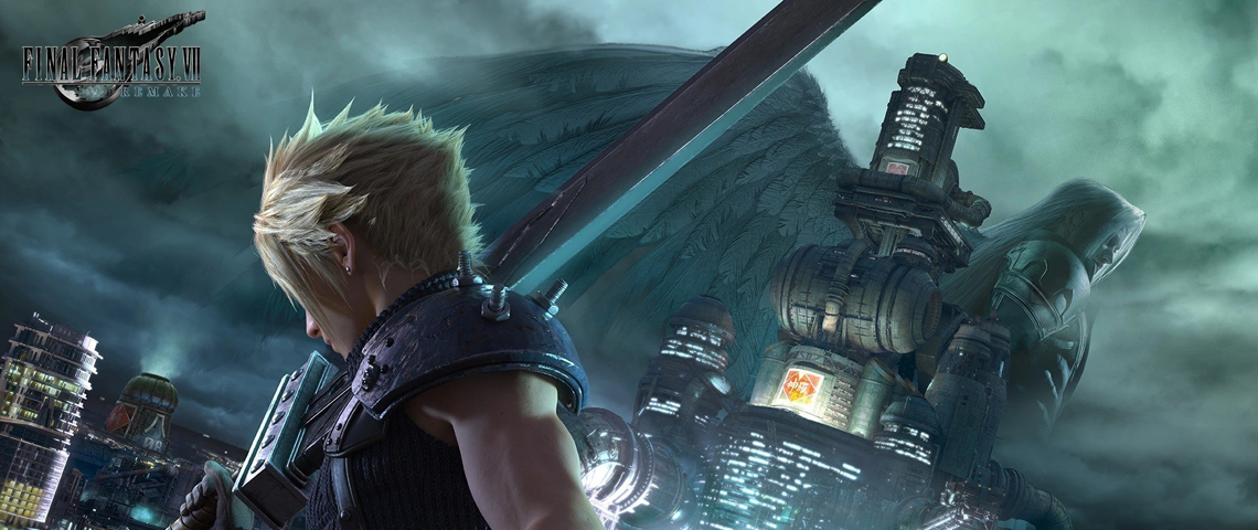 Final Fantasy VII Remake | Exclusividade do Playstation 4 é temporária