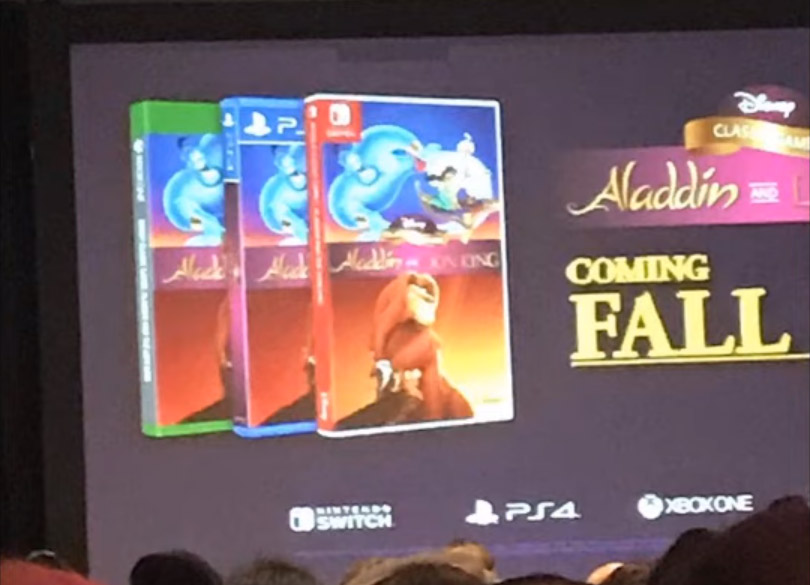 Disney   Jogos de Aladdin e O Rei Leão de SNES e Mega Drive serão remasterizados