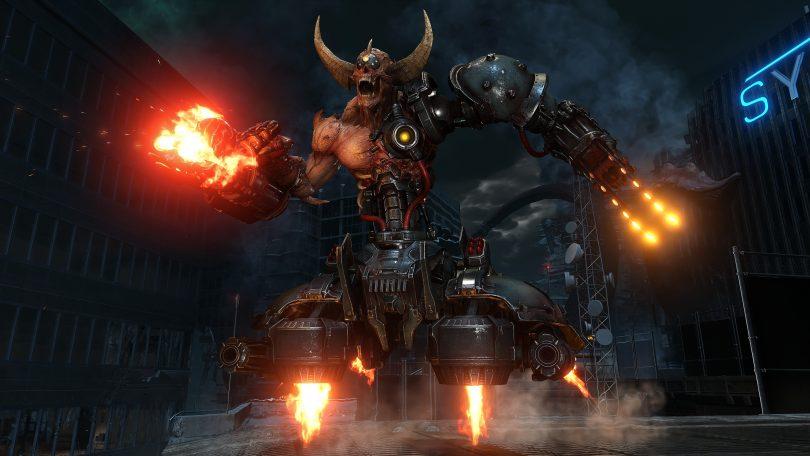 Doom Eternal   Novo trailer revela o Doom Hunter