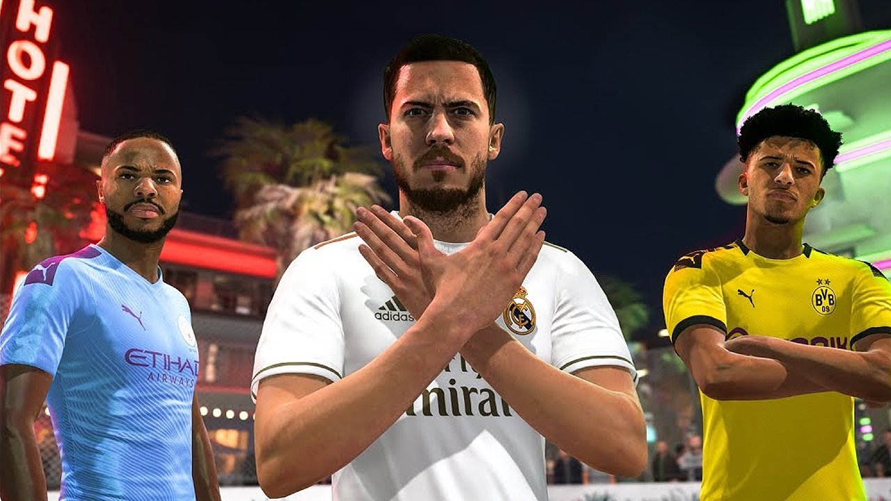 FIFA 20   Trailer revela modo Volta