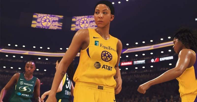 NBA 2K20 | Pela primeira vez na franquia, game terá liga profissional feminina
