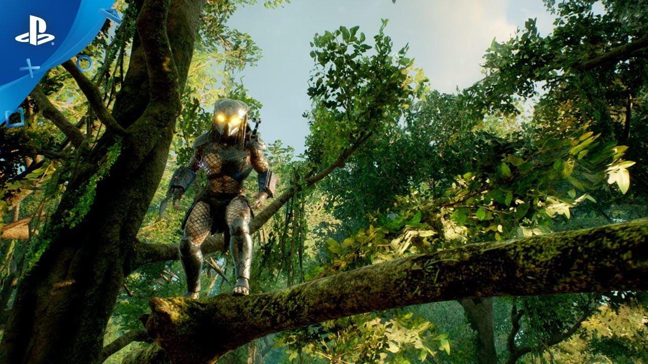 Predator: Hunting Grounds | Jogo ganha data de lançamento