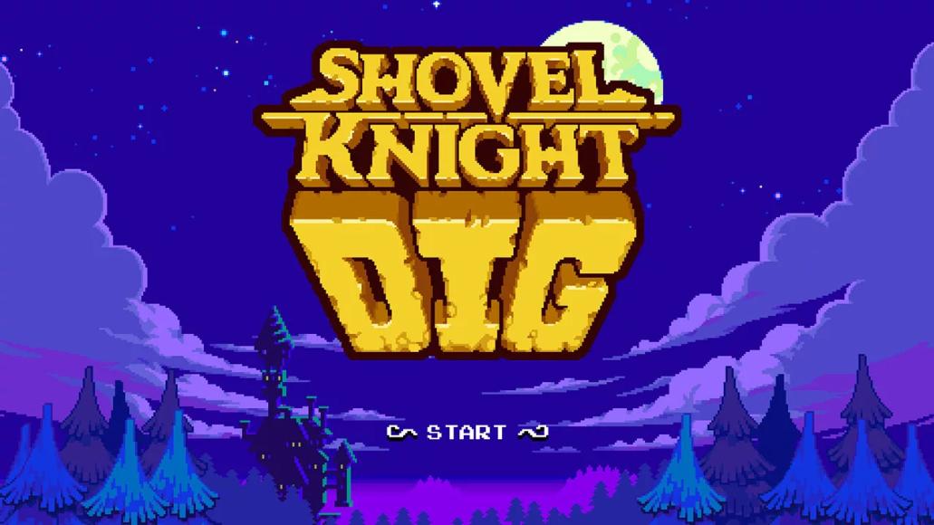 Shovel Knight Dig | Novo game da franquia Shovel Knight é anunciado