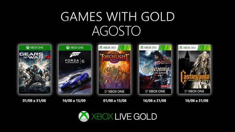 Xbox | Games with Gold terá Castlevania Symphony of the Night para jogadores brasileiros
