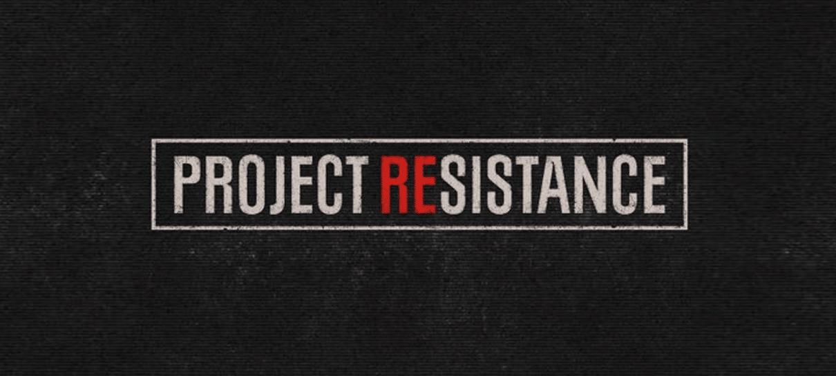 Project Resistance | Novo jogo da franquia Resident Evil será revelado em setembro