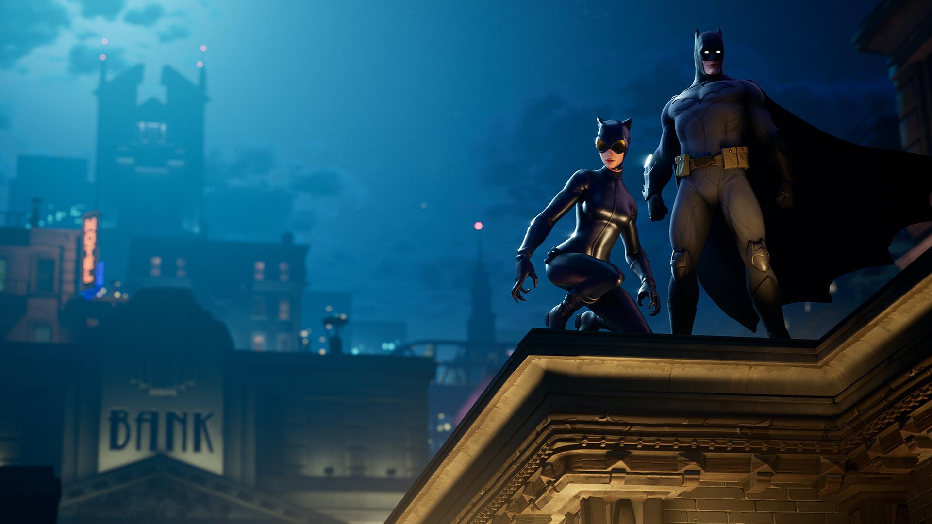 Fortnite | Jogo ganha crossover com Batman