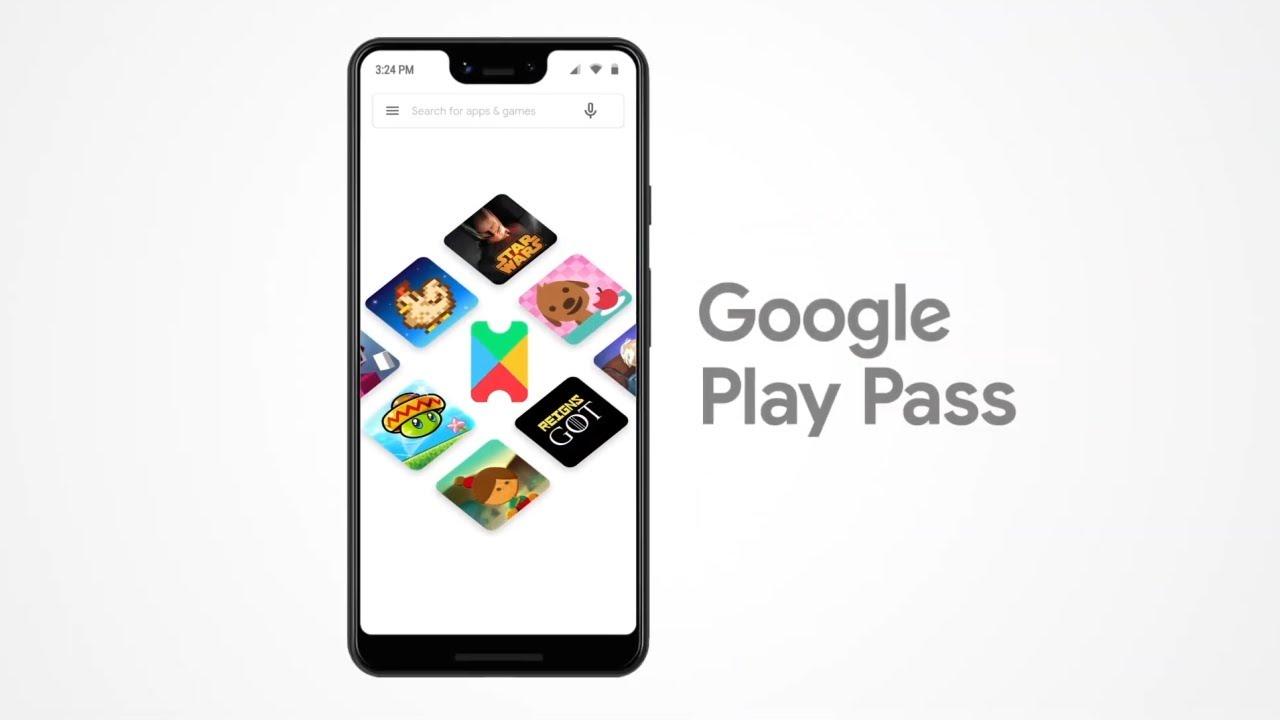 Google Play Pass | Google anuncia serviço de assinatura de jogos mobile