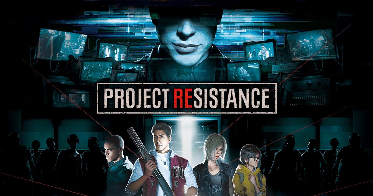 Project Resistance   Confira o primeiro trailer gameplay do jogo