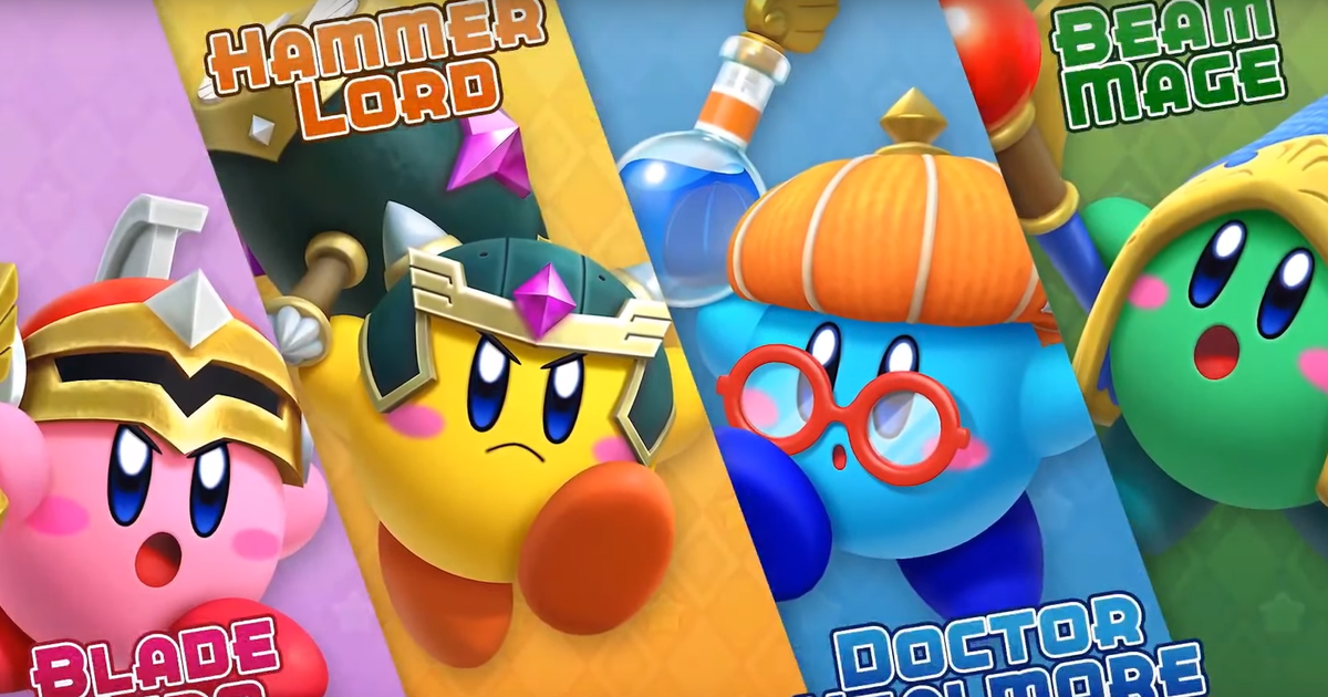 Super Kirby Clash   Jogo de Nintendo 3DS está disponível no Switch