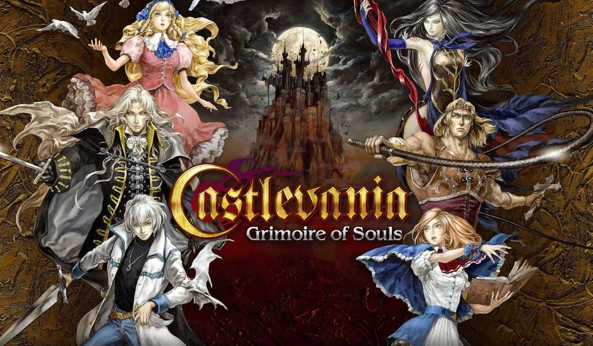 Castlevania: Grimoire of Souls | Confira o novo trailer do jogo mobile de Castlevania