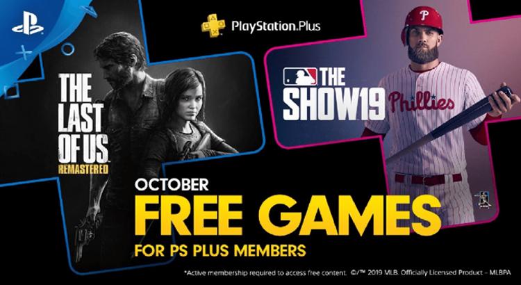 Playstation Plus | The Last of Us e MLB: The Show 19 são os games da PS Plus de outubro