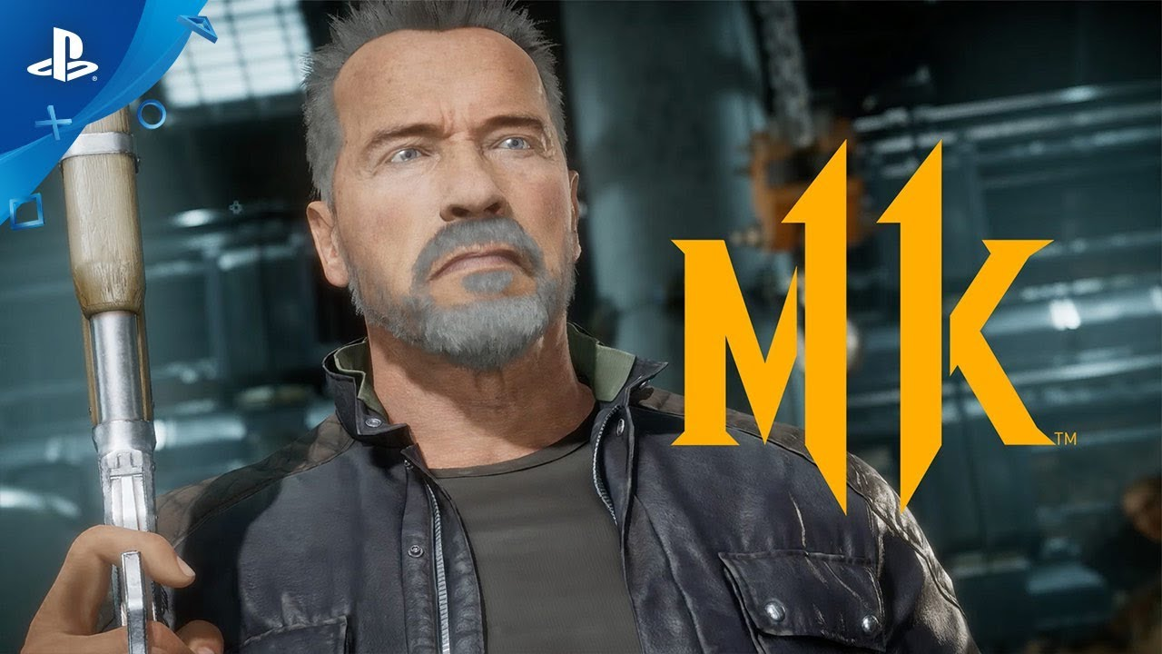 Mortal Kombat 11 | Confira o primeiro trailer gameplay de T-800, de O Exterminador do Futuro
