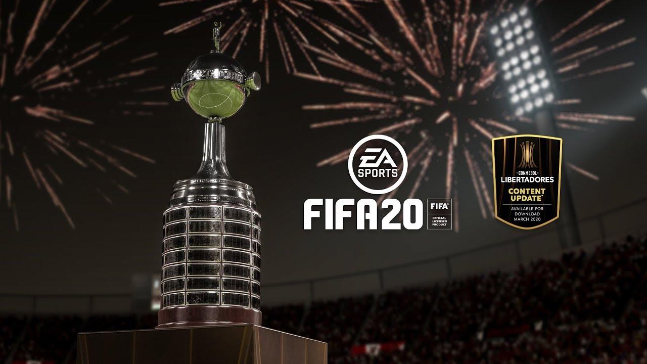 FIFA 20 | Jogo terá Libertadores da América e times brasileiros