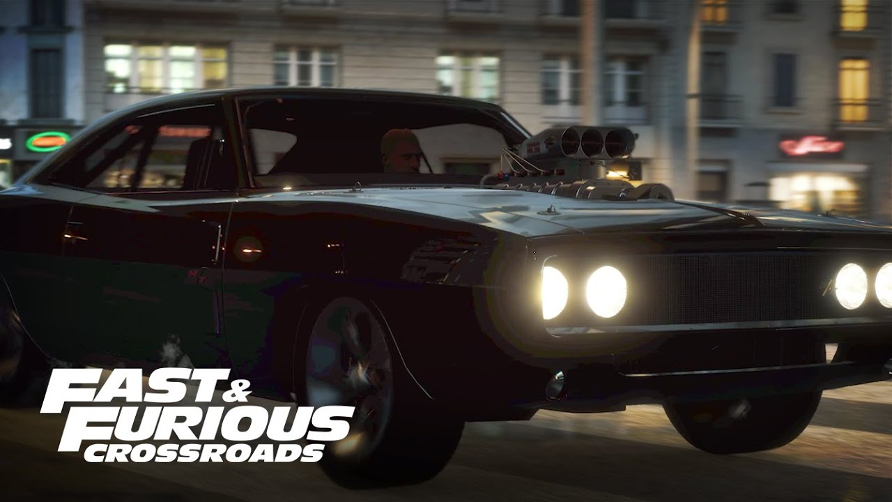 Fast & Furious Crossroads | Jogo da franquia Velozes e Furiosos é anunciado