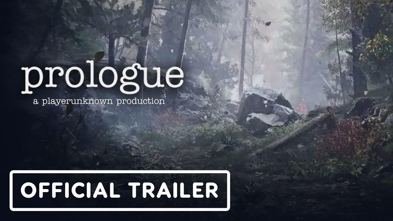 Prologue | Novo jogo produzido por PlayerUnknown é anunciado